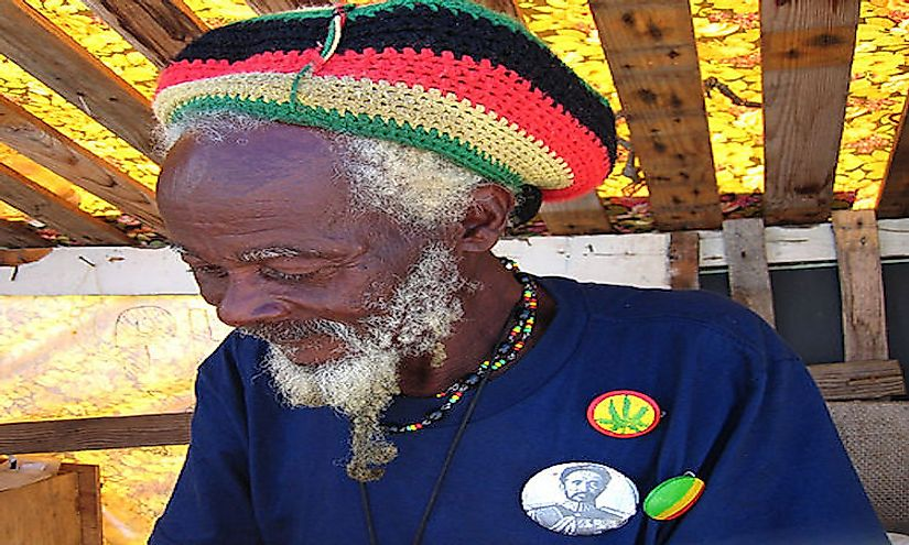 Who Are The Rastafari?