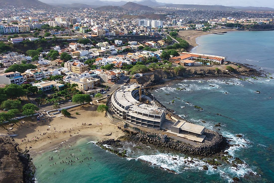 What Is the Capital of Cape Verde?