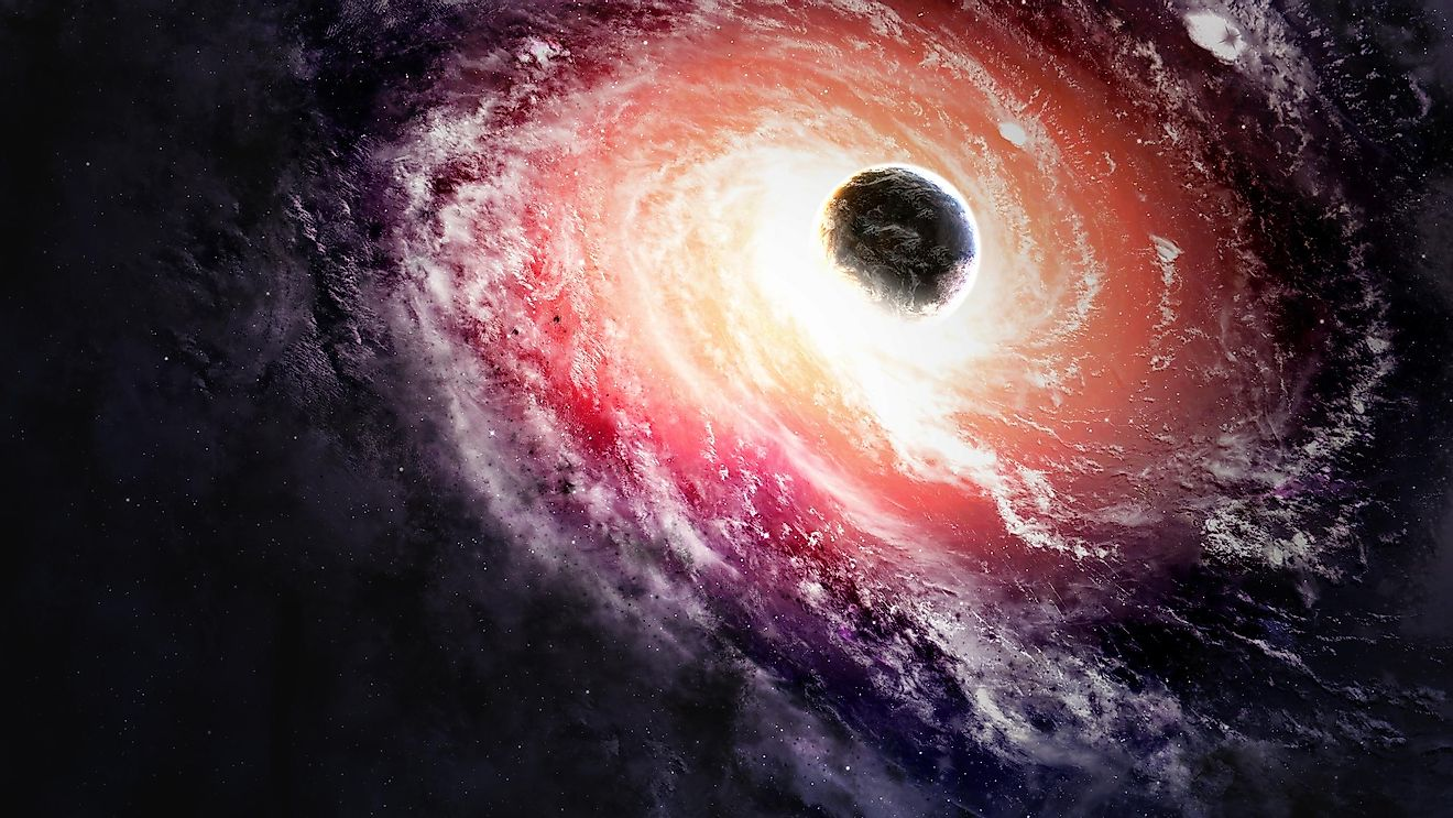 What Is Inside A Black Hole?