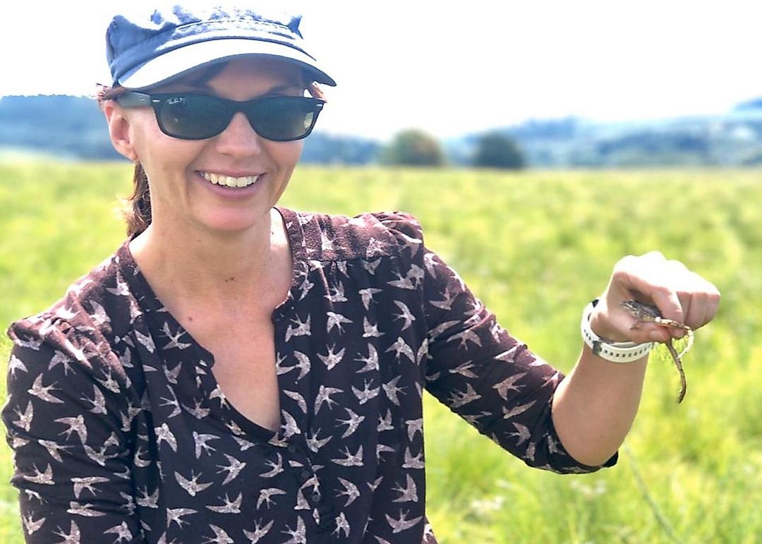 Meet Dr. Jeanne Tarrant, South Africa's 'Frog Lady' And 2020 'Green Oscar' Winner
