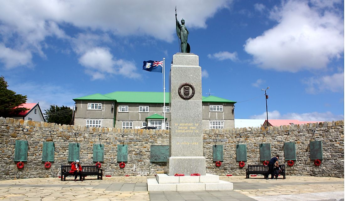 Which Countries Were Involved In The Falklands War?