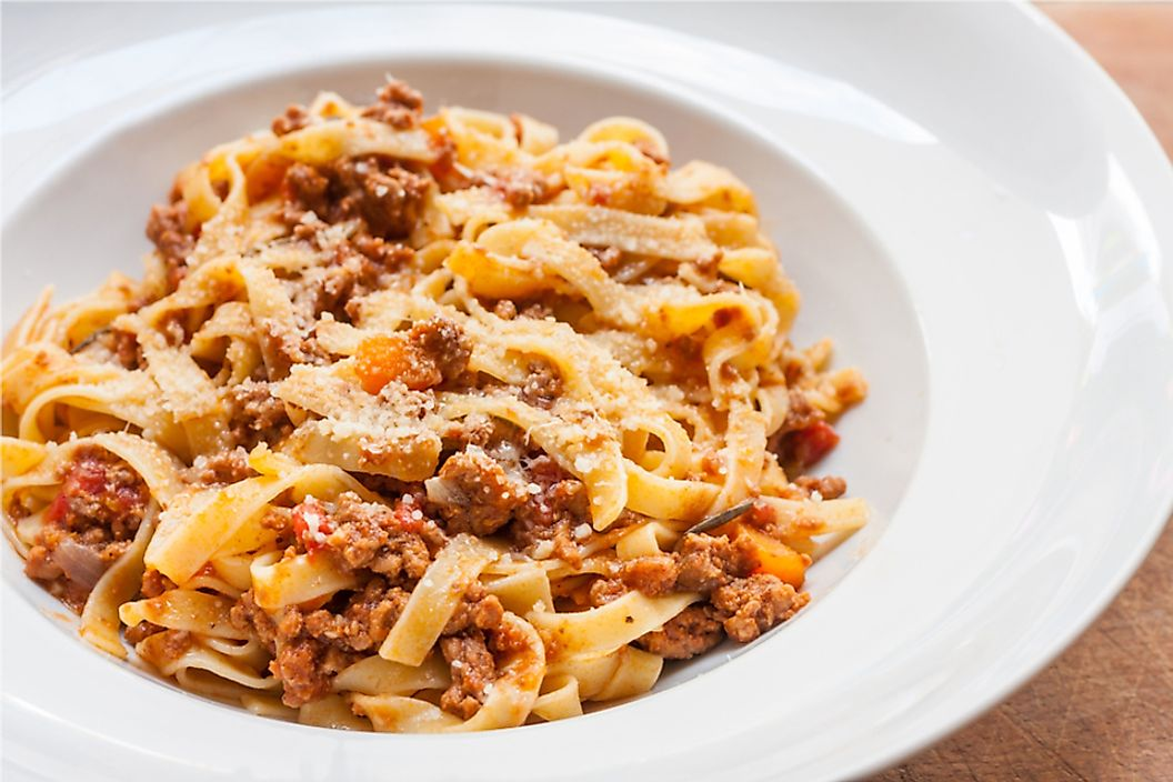 What Is the National Dish of Italy?