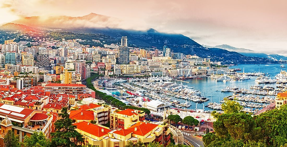 What Are The Biggest Industries In Monaco?