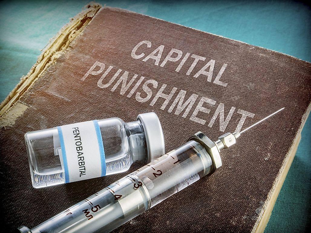 Countries With Capital Punishment