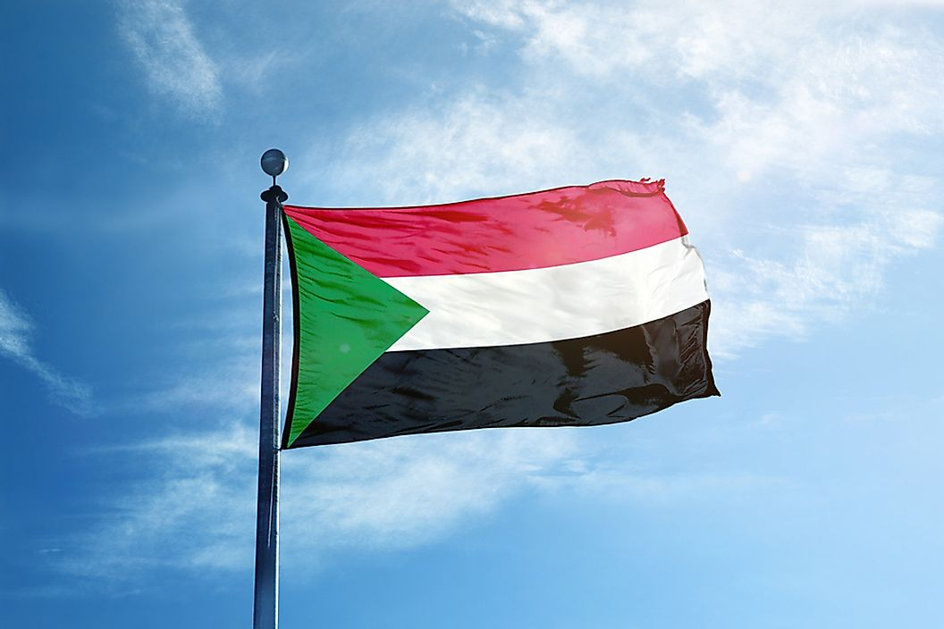 What Do the Colors and Symbols of the Flag of Sudan Mean?