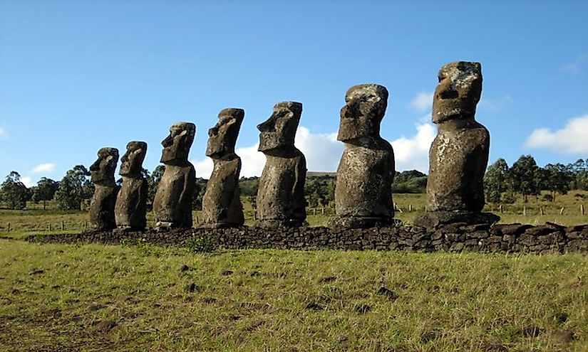 UNESCO World Heritage Sites In Chile