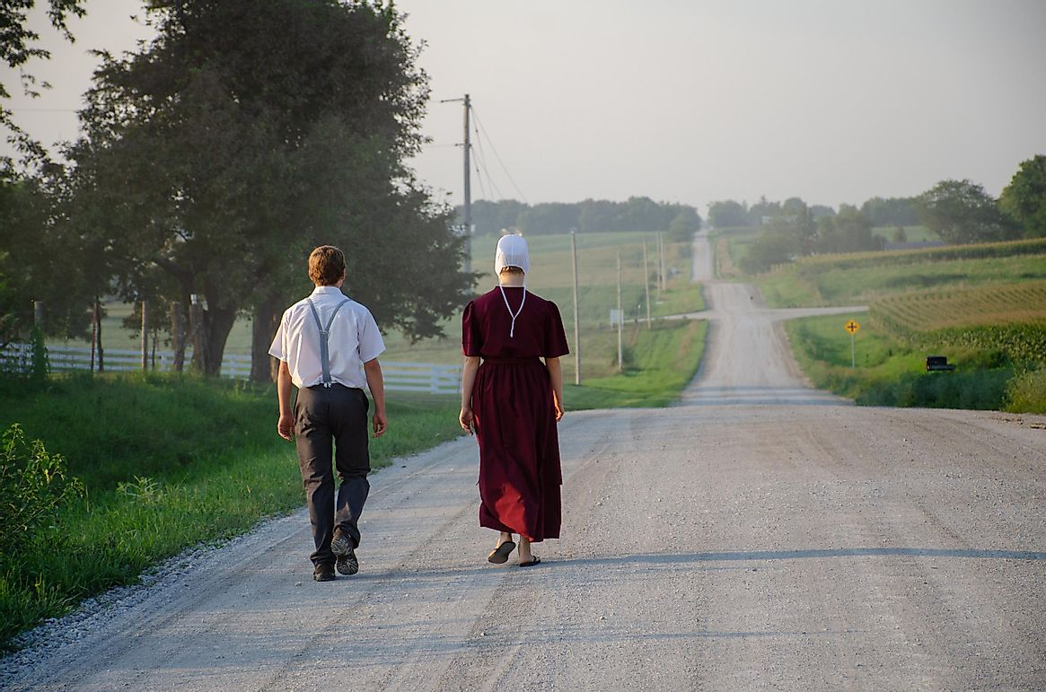What Is The Amish Rumspringa?