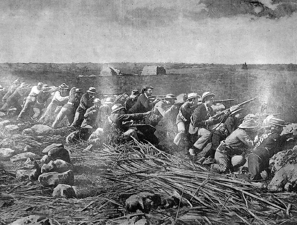 The Siege of Mafeking: The Second Boer War
