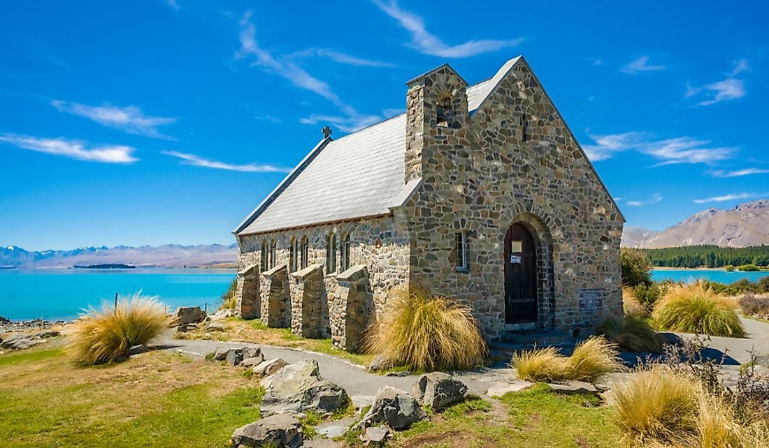 What Are The Religious Beliefs In New Zealand?