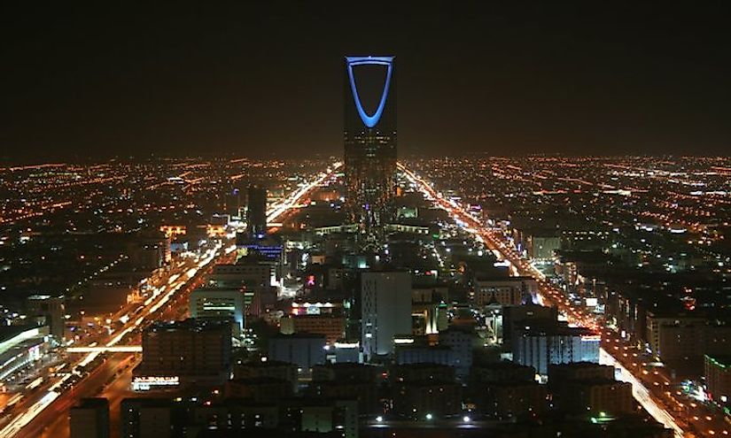The Economy Of Saudi Arabia