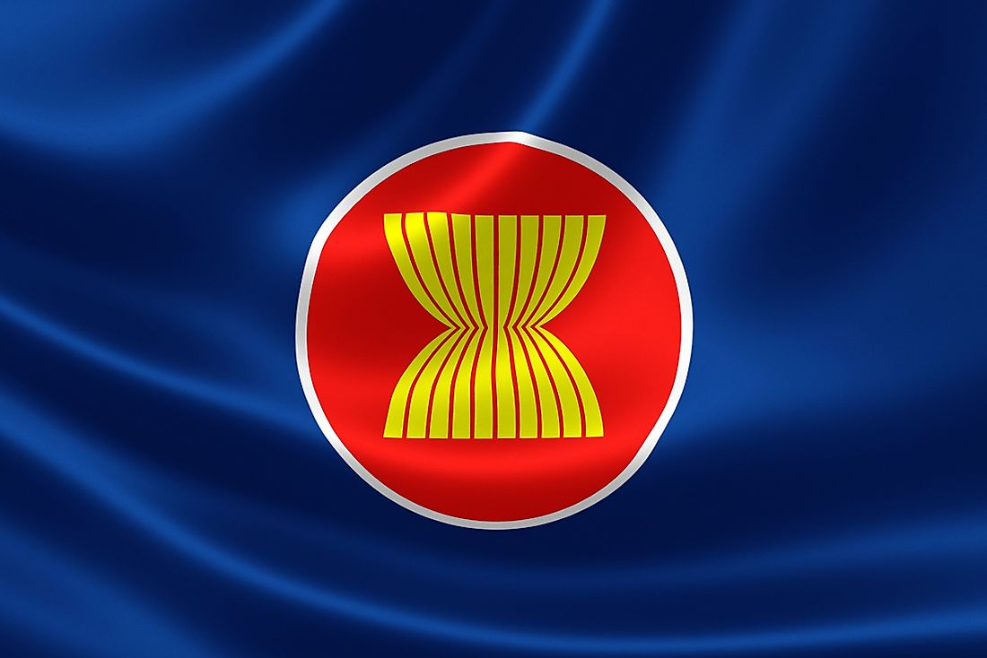 What Do The Colors And Symbols Of The Flag Of ASEAN Mean?