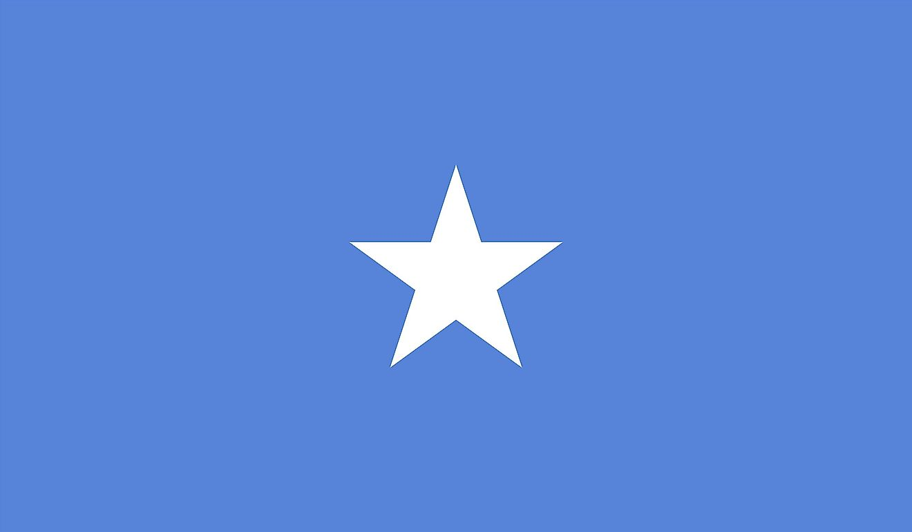 What Do The Colors And Symbols Of The Flag Of Somalia Mean?