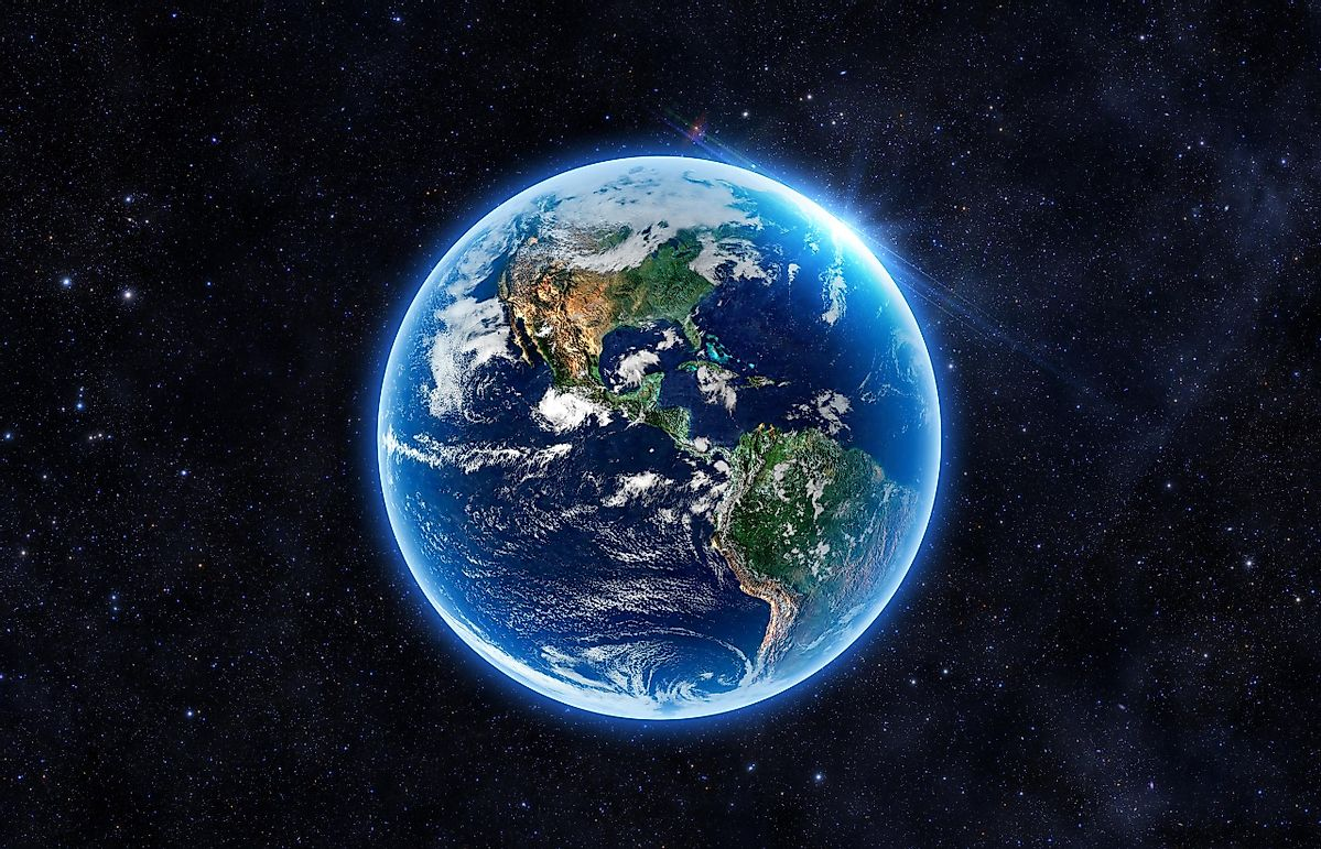 What Is The Earth Overview Effect?