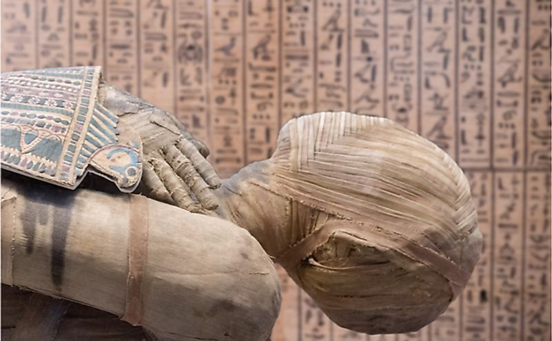 Are Mummies Found Only In Egypt?