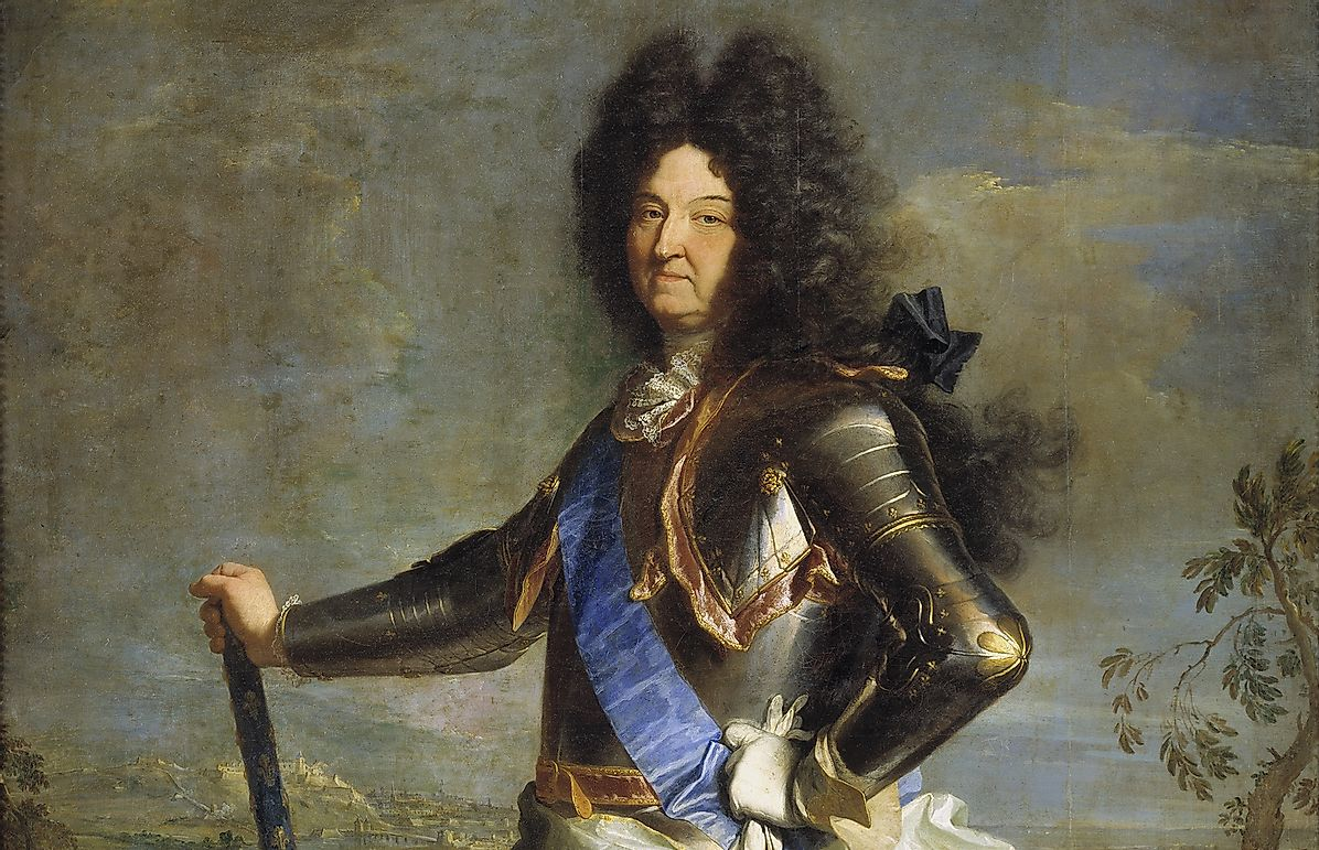 Louis XIV of France: World Leaders in History