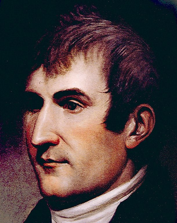 Meriwether Lewis - Famous Explorers of the World