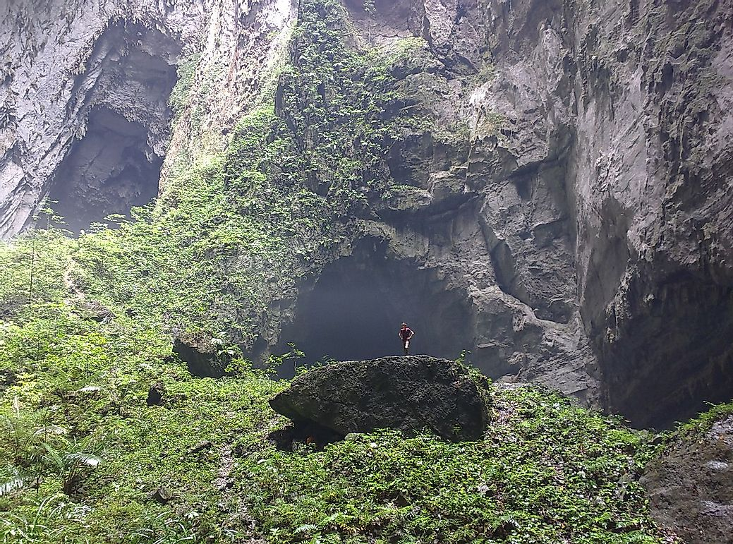 Han Son Doong, Vietnam - Unique Places around the World