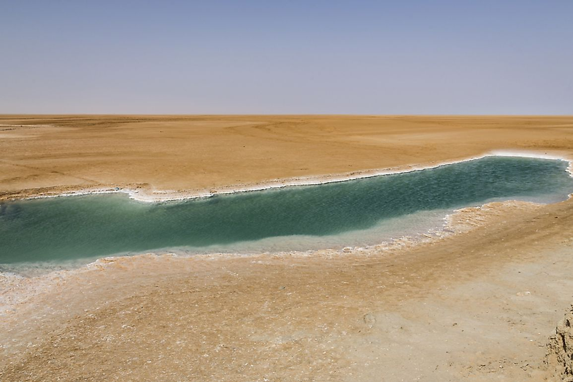 What Is A Dry Lake?