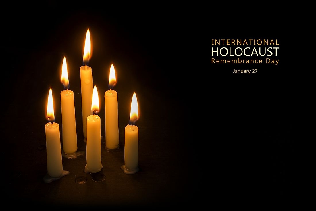 When is Holocaust Remembrance Day?
