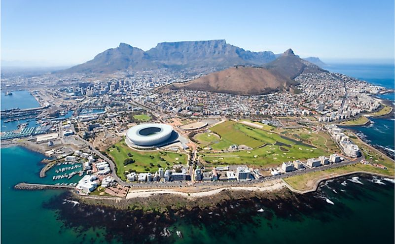 Top 10 Interesting Facts About South Africa