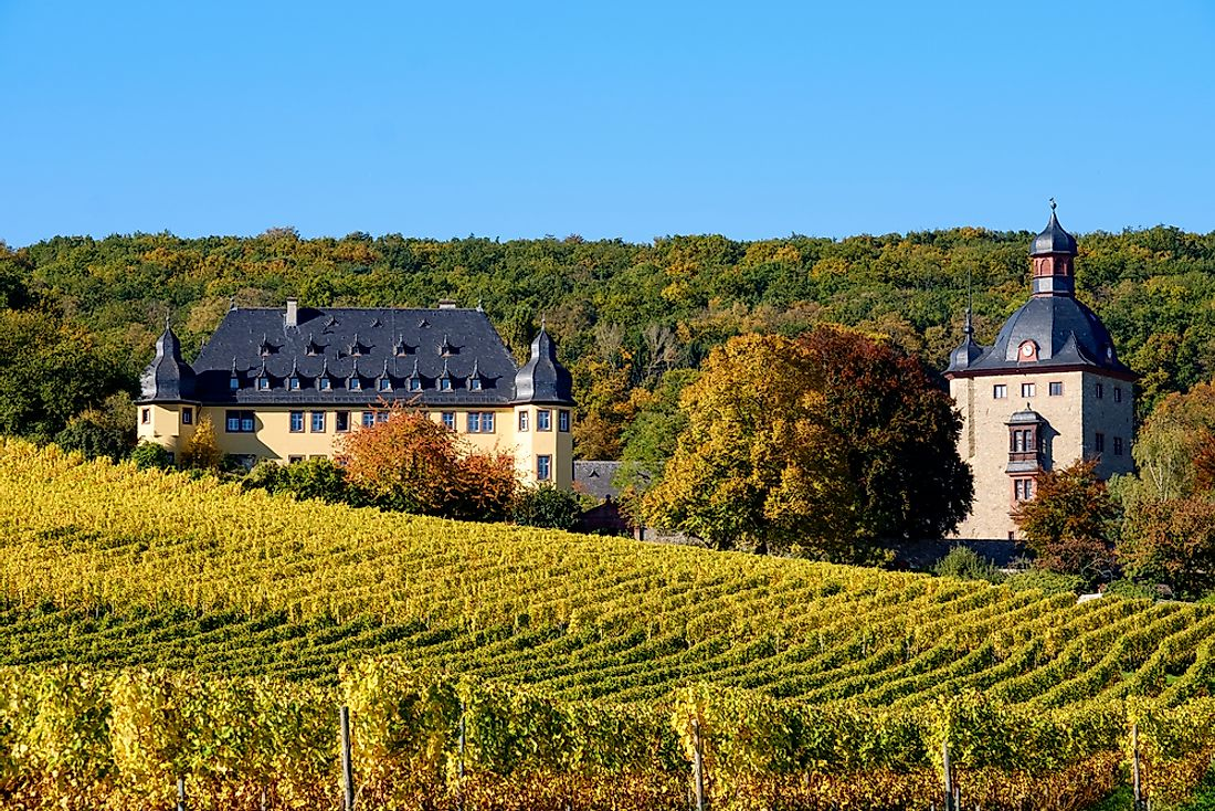 The Oldest Wineries In The World