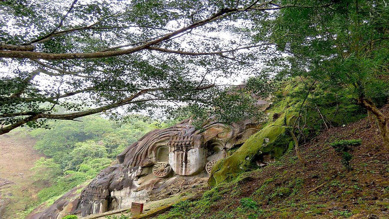 "Unakoti, India's ""Hill Face Wonder"" Demands Immediate Protection"