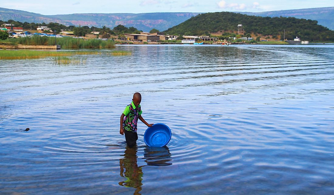 What Are The Primary Inflows And Outflows Of Lake Tanganyika?