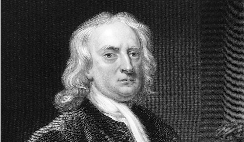 Isaac Newton – Important Figures in History
