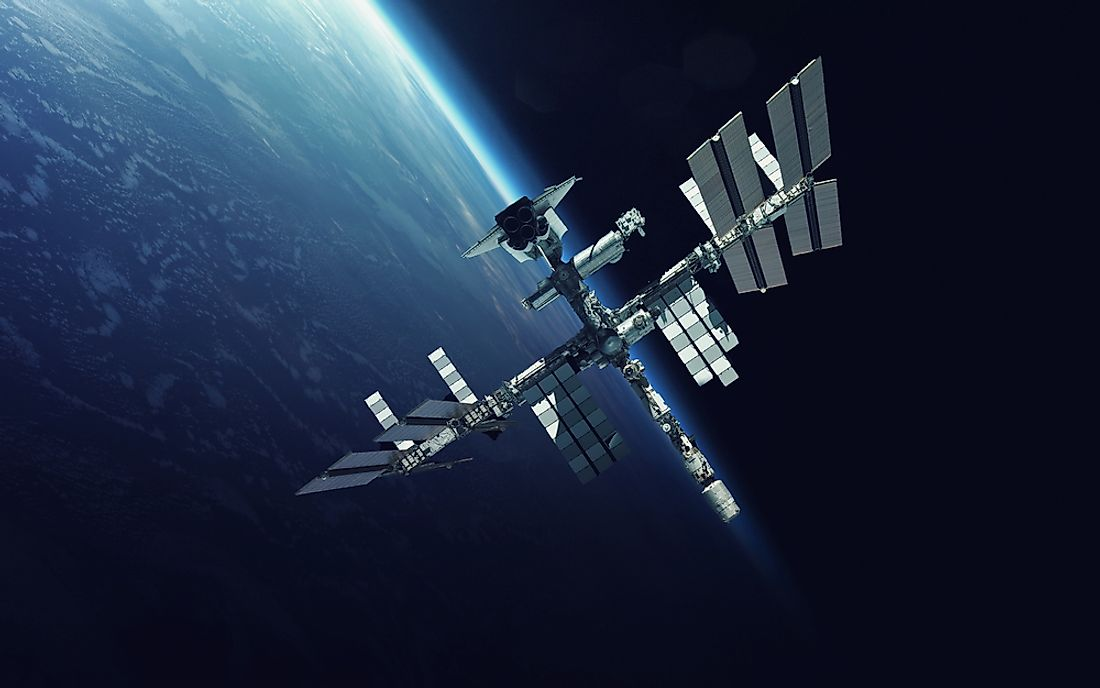 How Many Space Stations Are There In Space?