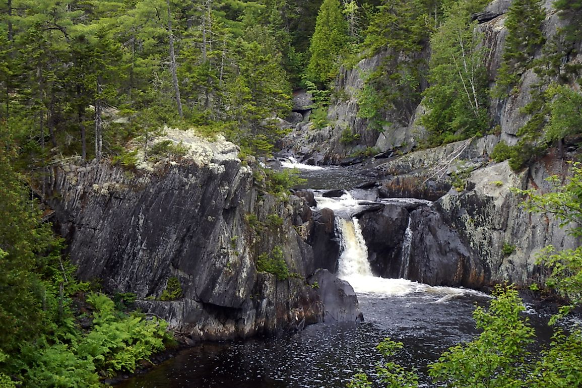 The 14 National Natural Landmarks of Maine