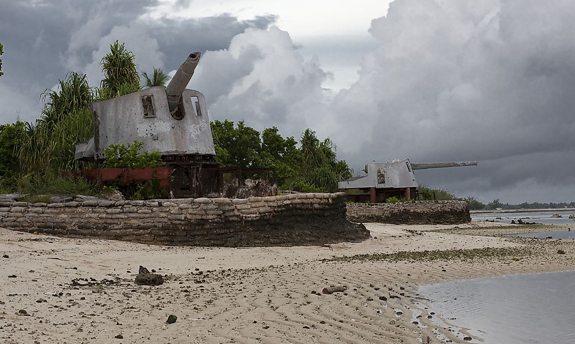 What Is the Capital of Kiribati?