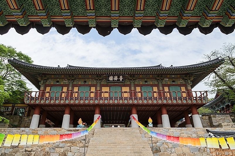 Religious Beliefs In South Korea