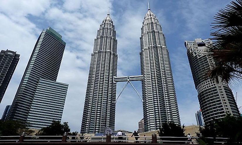 The Economy Of Malaysia