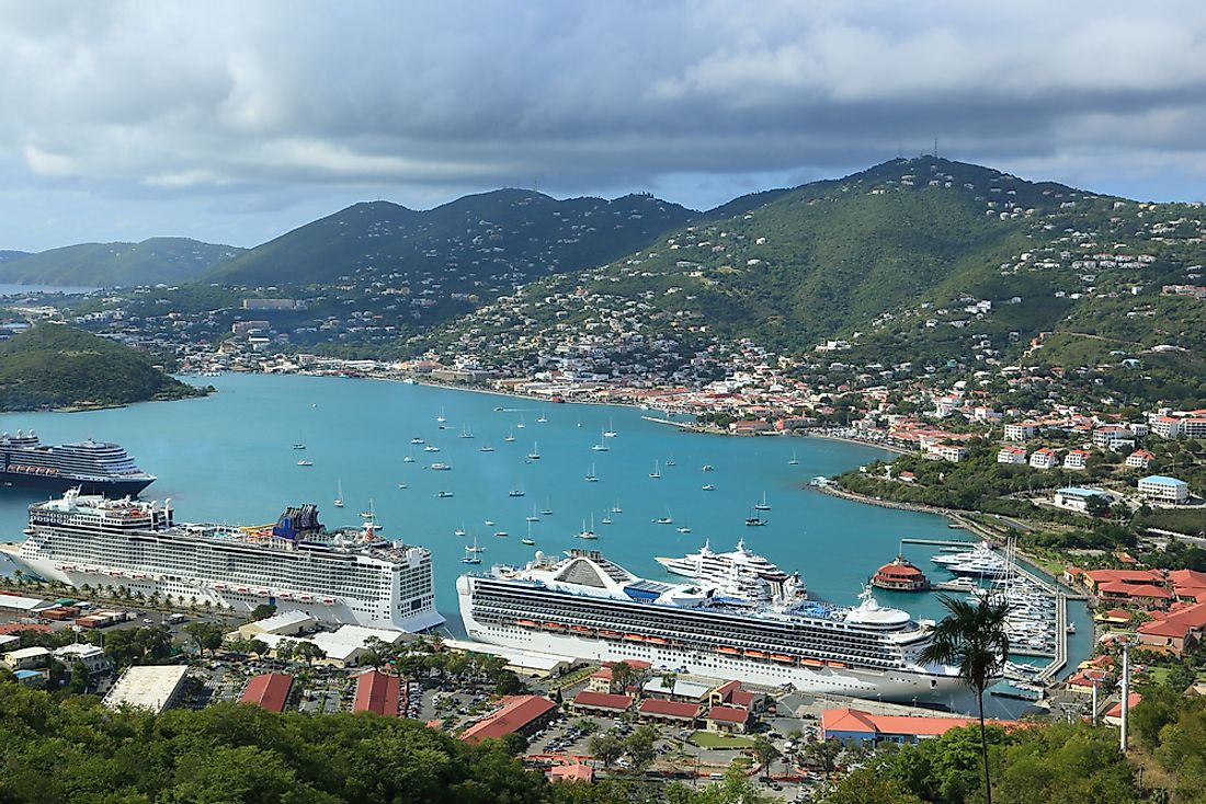 Where Do Cruise Passengers Outnumber Locals?
