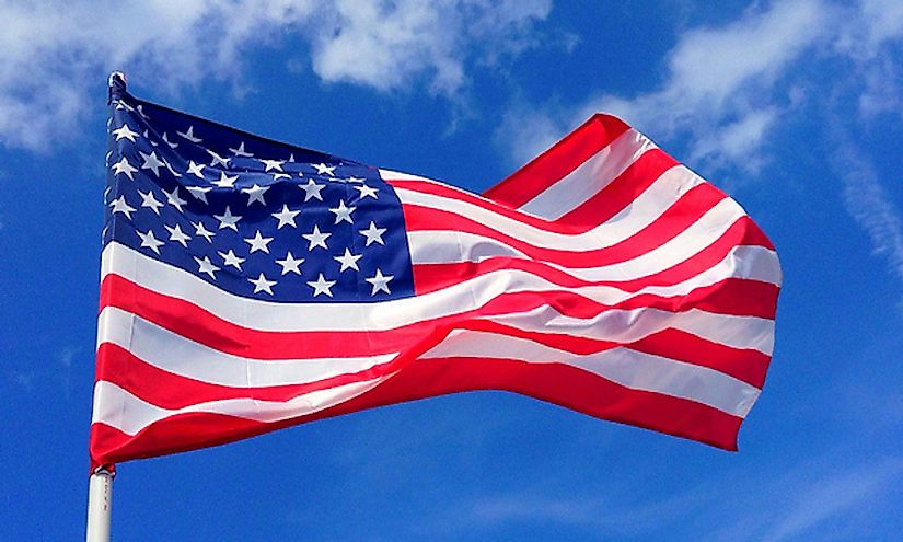 What Do The Colors Of The US Flag Mean?