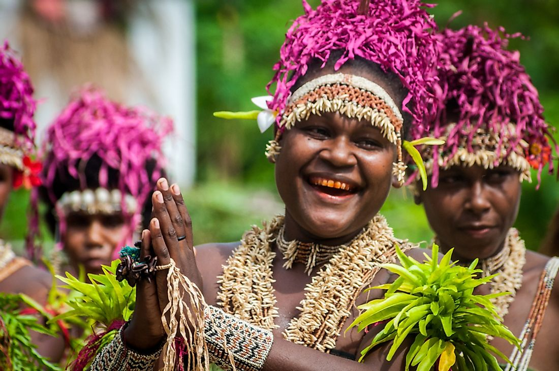 The Culture Of The Solomon Islands