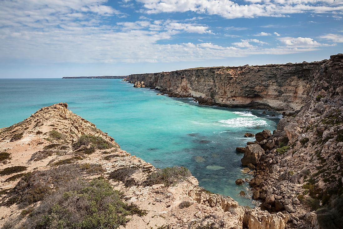 The National Parks of South Australia