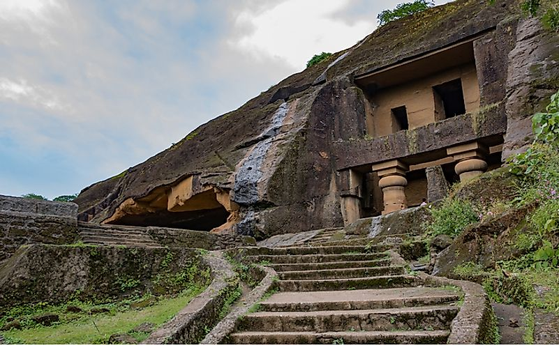 Kanheri Caves: An Archeological Marvel In An Indian National Park