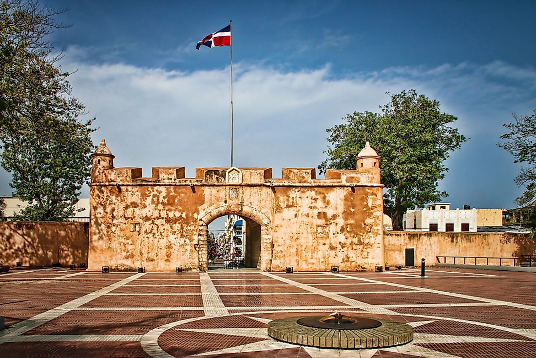 What Is The Capital Of The Dominican Republic?