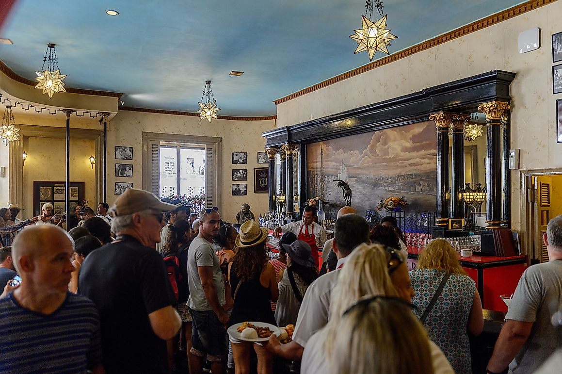 Most Famous Bars In The World