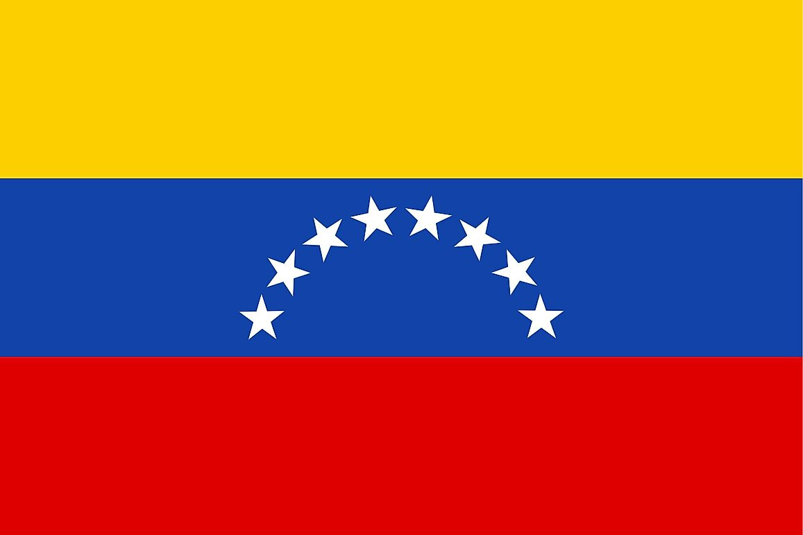 What Do the Colors and Symbols of the Flag of Venezuela Mean?