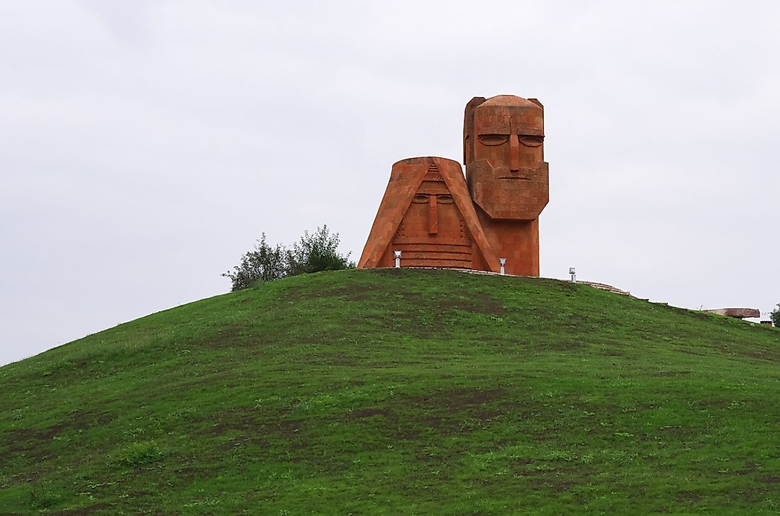 Where is the Republic of Artsakh?