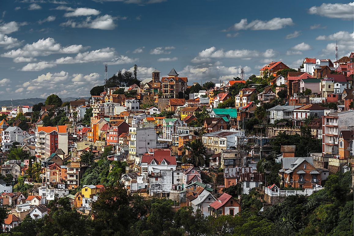 What Is The Capital Of Madagascar?