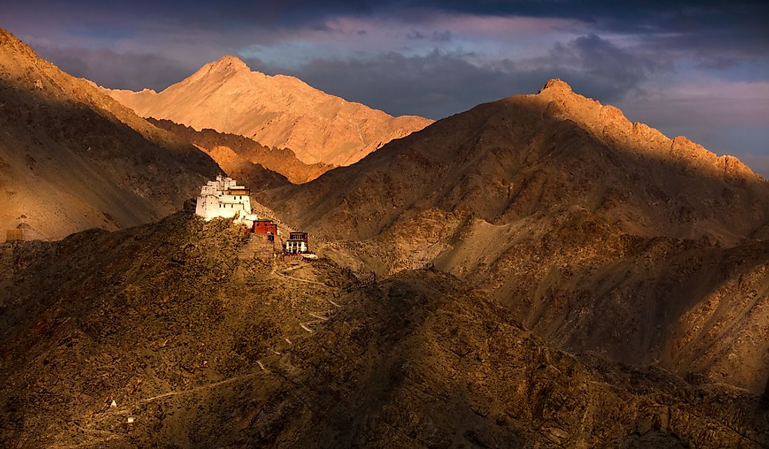 What Is A Gompa?