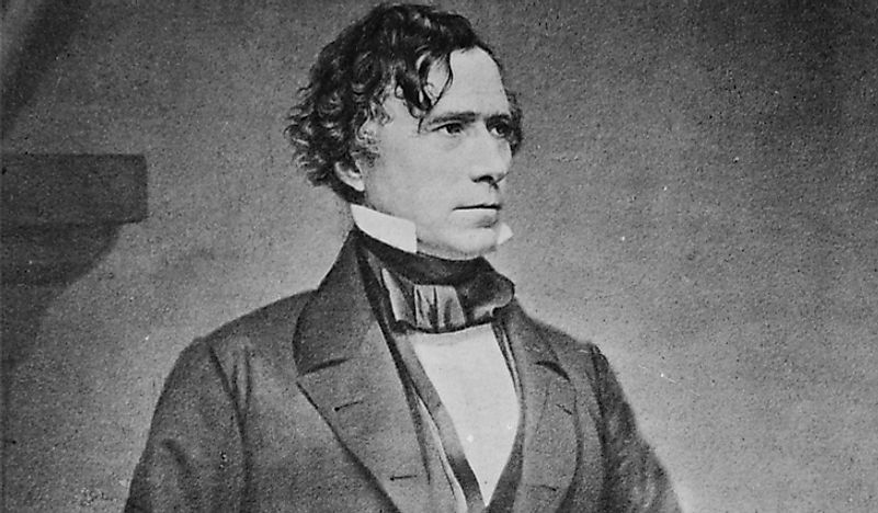Franklin Pierce –  14th President of the United States