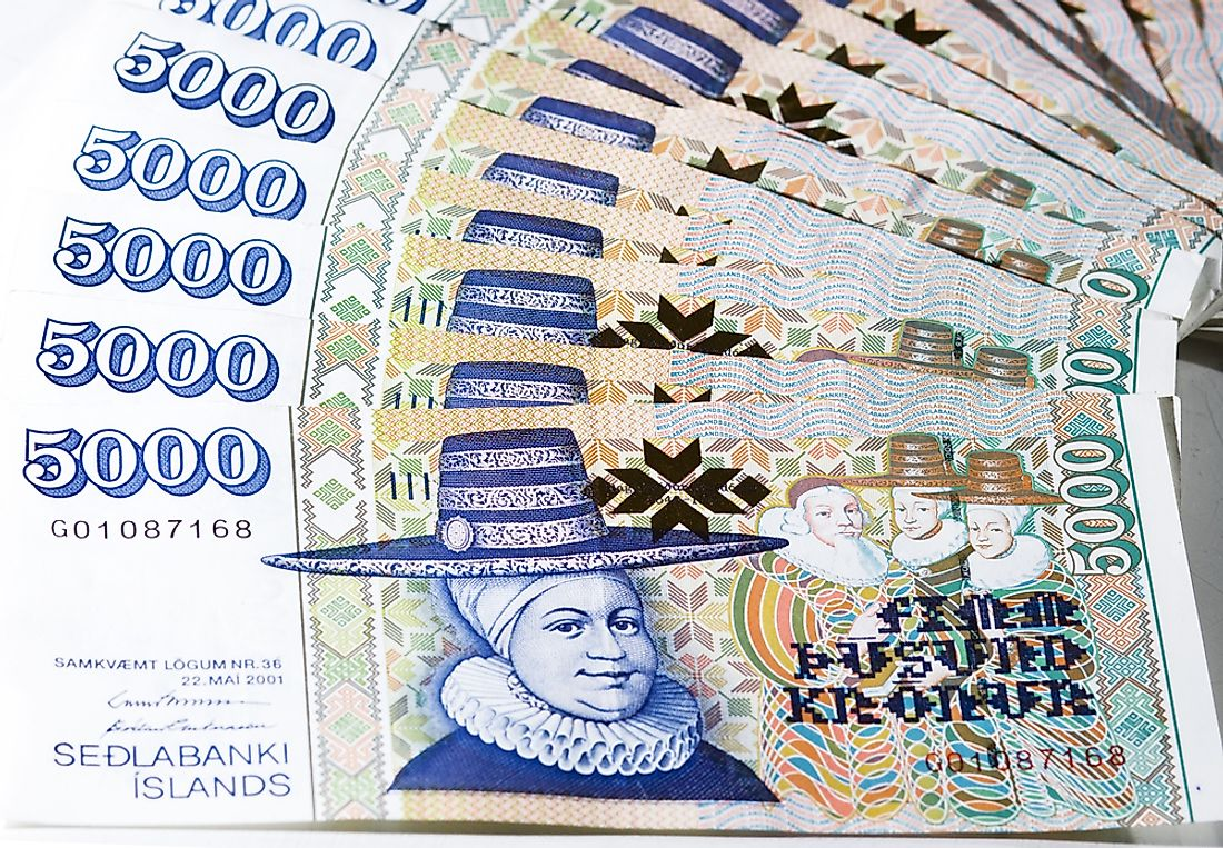 What is the Currency of Iceland?