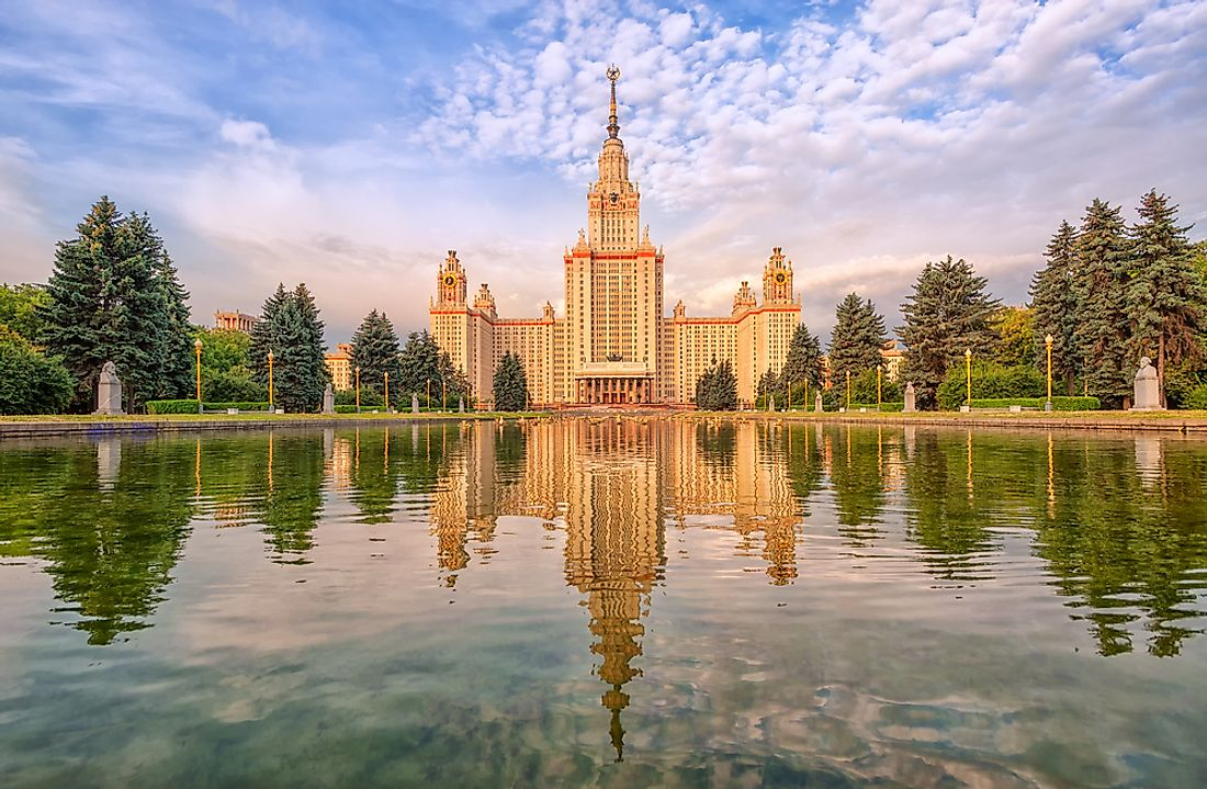 The Tallest Educational Buildings In The World