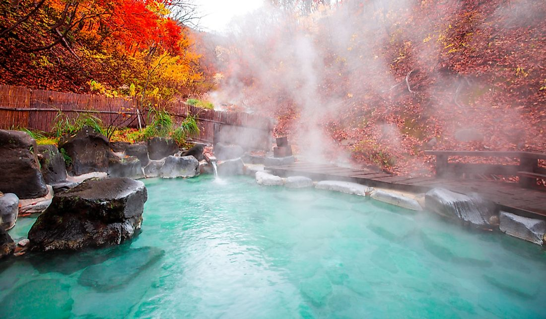 What Is An Onsen?