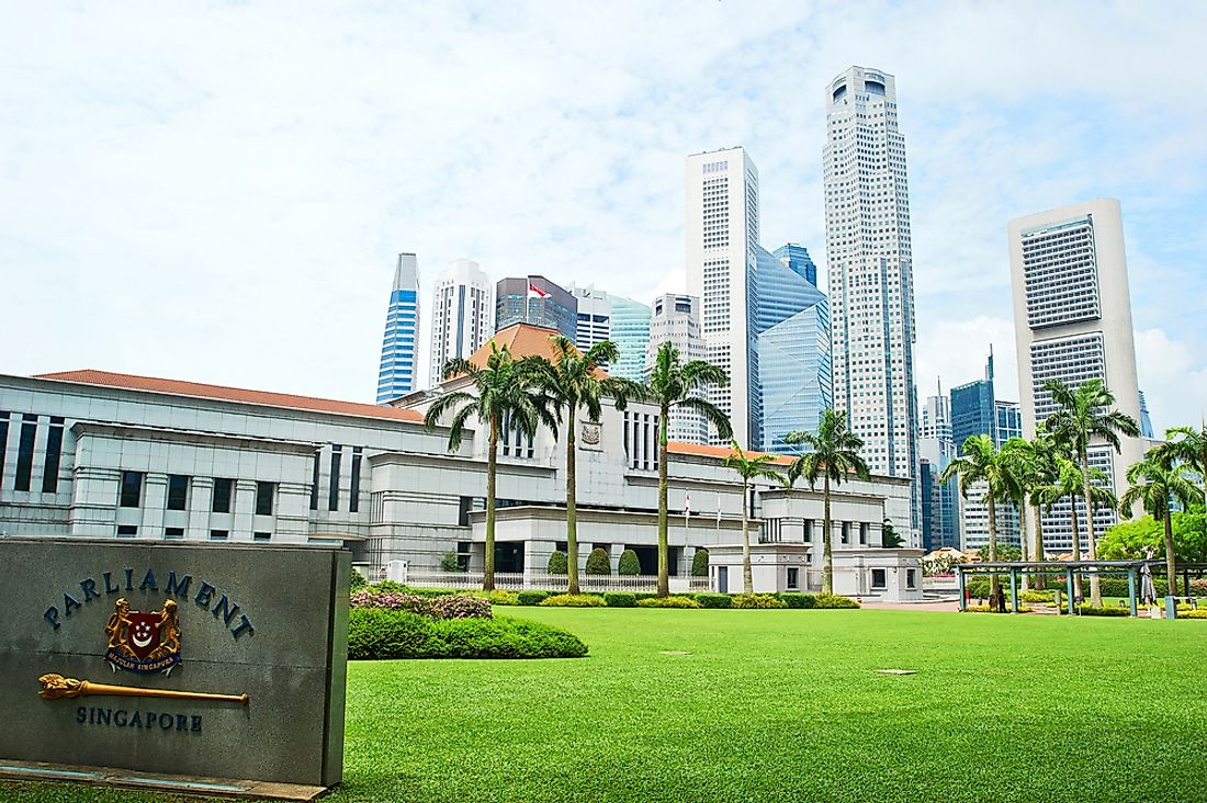 What Type Of Government Does Singapore Have?