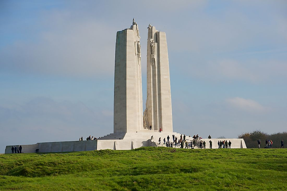 What Was The Battle Of Vimy Ridge?